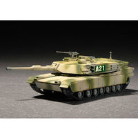 Trumpeter 07279 1/72 M1A2 Abrams MBT