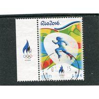 Эстония. Олимпийские игры в РИО