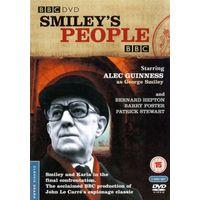 Люди Смайли / Smiley's People / Сезон: 1 / Серии: 1-6 (6)  DVDRip