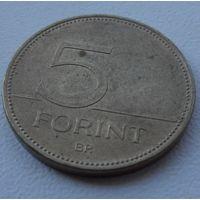 5 форинтов Венгрия 2004 г.в. из коллекции