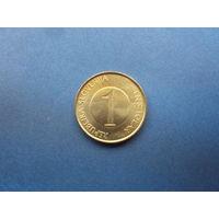 1 толар 1999 словения