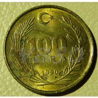 6507:  100 лир 1990 Турция
