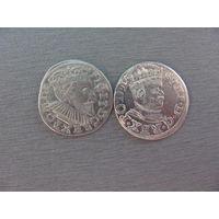 Лот монет Речи Посполитой