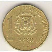 1 песо 1993 г.