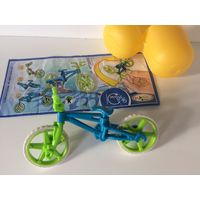Киндер Голубой велосипед FF161 серии Велосипеды BMX 2014