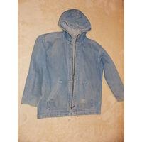 Куртка для мальчика 46 р-р