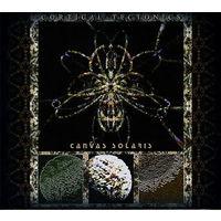 "Canvas Solaris  ""Cortical Tectonics""  2007  made in USA/digipak"
