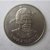 Эсватини (Свазиленд). 1 лилангени 1975 ФАО - Международный женский год   .9G-12