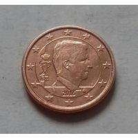 1 евроцент, Бельгия 2016 г.