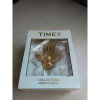 Часы настольные, коллекционные, Timex, самолёт