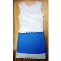 Платье для девочки от 7 до 11 лет