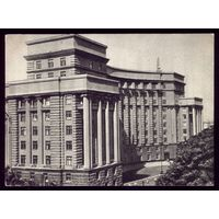 1954 год Киев Здание совета министров