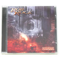 Rob Rock - Garden Of Chaos CD (лицензия) [Heavy/Power Metal]