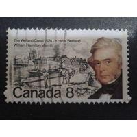 Канада 1974 инженер
