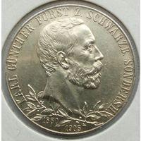 2 марки 1905 Шварцбург-Зондерсхаузен