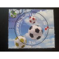 Хорватия 2008 футбол