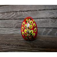 Яйцо деревянное, писанка