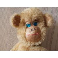 Винтажная обезьянка, старая обезьянка ручной работы
