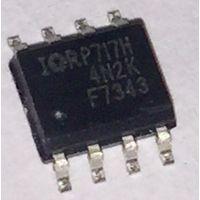 IRF7343. Транзистор, N/P-каналы 55В 4.7А/-3.4А