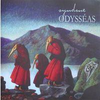 Syndone - Odysseas (2014, Audio CD, прог-рок из Италии)