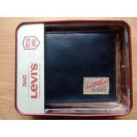 LEVI'S  кошелек (бумажник), новый, кожа. Оригинал из США.