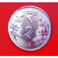 38-02 Индия, 2 рупии 2012 г.