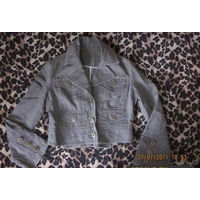 Укороченный пиджачок снизила цену