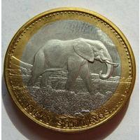 Сомали 50 шиллингов 2013 г