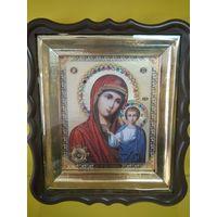 Икона,Казанская божья матерь