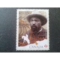 Канада 2012 путешественник-исследователь