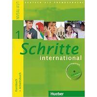 Немецкий - Schritte International (все уровни, с книгами в электронном виде и аудиоматериалами) (DVD) + отличный УЧЕБНЫЙ БЛОК ДЛЯ СОВЕРШЕНСТВОВАНИЯ И ПРАКТИКИ языка