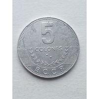 Коста-Рика 5 колон 2005