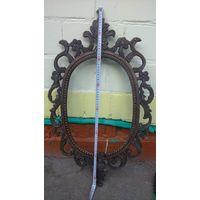 Рама для  зеркала метал.