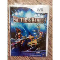 Battle Of The Bands - Wii - Фирменный диск USA - Nintendo - 2007