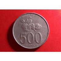 500 рупий 2003. Индонезия.
