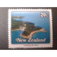 Новая Зеландия 1979 остров Кавау