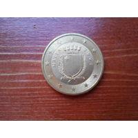 10 евроцентов Мальта. 2008 г.
