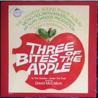 MGM Studio Orchestra original sound track  Three Bites Of The Apple (US)