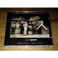 """The Who - """"Who's Better, Who's Best"""" 1988 (Audio CD) Compilation"""