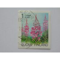 Финляндия 1994г. Флора.