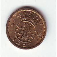 Макао. 5 авос 1967 г.