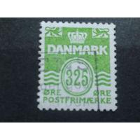 Дания 1990 цифра