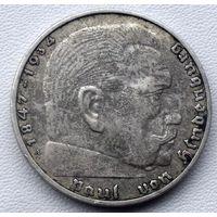 2 марки 1938 г. A