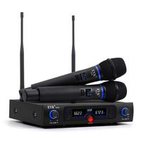 Микрофоны пара кардиоид радио стерео беспроводные.