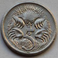 5 центов 2001 Австралия