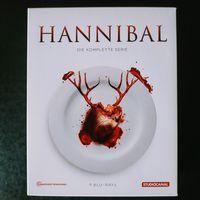 """Телесериал """"Ганнибал"""" (Hannibal). Сезон 1-3 *Лицензионный Blu-Ray!*"""