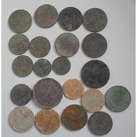 Монеты Польши и Германии