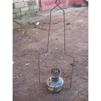 Лампа подвесная стеклянная