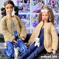 Одежда Барби Barbie