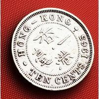 117-15 Гонконг, 10 центов 1965 г.